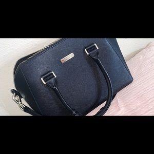 Large Kate Spade ♠️ black satchel